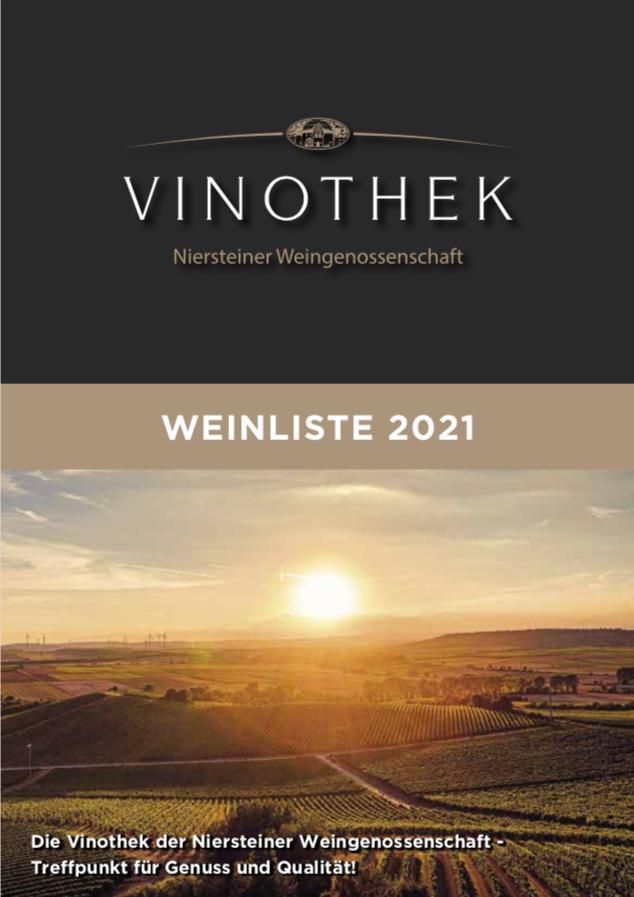 Weinliste Nierstein