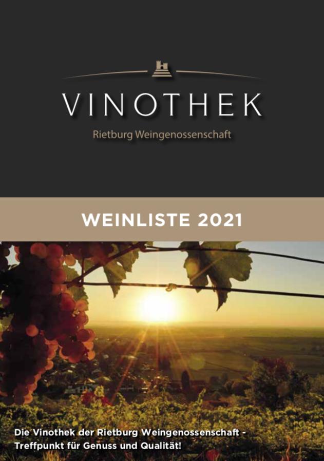 Weinlsite Rietburg
